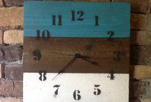 Relojes de palets