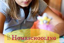 Home school / Home school