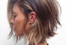 Hiukset pidempi