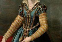 Renaissance dress - art inspirations