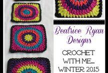 Beatrice Ryan Crochet with Me... CAL