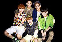 I Love B1A4 ⚠ / B1A4:  Active: 2011-//// Debut date: 23.04.2011  Members: CNU - 16.06.1991 (26) Jinyoung - 18.11.1991 (26) Sandeul - 20.03.1992 (25) Baro - 05.09.1992 (25) Gongchan - 14.08.1995 (22)