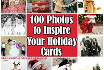 Christmas Photo Ideas / Christmas photo inspiration!