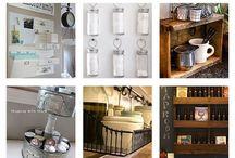 Køkken / indret /ideer