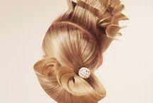 peinados exóticos GK