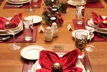 Vianoce - stolovanie