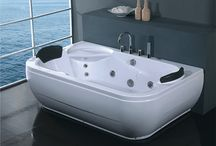 Hydromassage Whirlpool Bathtubs
