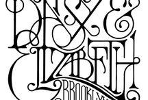 type/font / by Karin Machluf