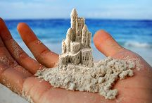Sand Castles/Sculptures / by Sioux-san