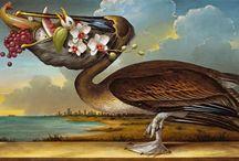 Kevin Sloan e suas pinturas mágicas