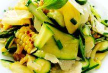 Cook! Salivating Sides / side dishes & salads / by Christine Noeker