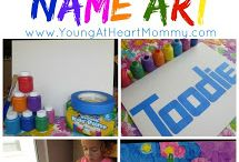 Arts & Crafts for the Kids / Arts and craft activities for Kids