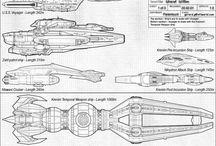 Star Trek Datenblätter