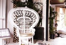 HOMES & INTERIORS / Beautiful homes, places, decor and interiors.