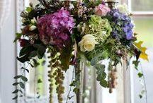 Wedding rome flower arrangement