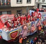 Karneval / Fasching / Fasnacht / Bilder vom Karneval in Düsseldorf, Fasnacht in Basel und Fasching in München