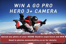 Win a GoPro Competition