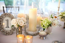 Wedding Table Settings & Plans / Gorgeous colour palettes and original touches