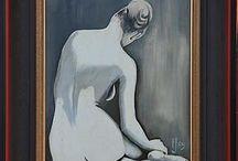 Frantiska Janeckova Artist / Umelecka dila,