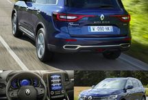 Renault Kwid, Captur, Koleos,