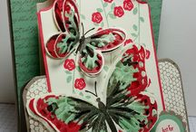Stampin' Up! Watercolor Wings / Shop for Stampin' Up! products on my website http://BeautyScraps.stampinup.net and visit my blog http://myBeautyScraps.com for ideas and inspiration!