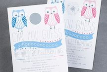 Gender Reveal Baby Shower / fun baby showere ideas to announce if the baby is a boy or a girl
