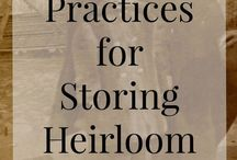 Storing your Heirloom photos