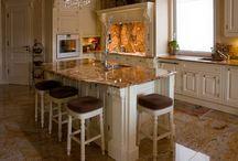 Kuchnie / Na tej tablicy prezentujemy przepięknie wykonane kuchnie z naszych kamieni.