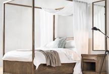 Your Bedroom - Your Space / Choose from our vast selection of beautifully crafted modern bedroom furniture – Beds, Headboards, Pedestals, Ottomans, Chests, Vanity Desks and Cabinetry.