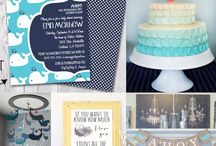 Party Planning: Theme Ideas / Invitations and themes for parties and showers