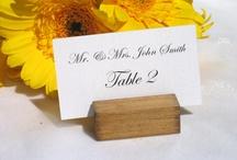 Rustic Chic Wedding Decor and Ideas / Rustic Chic Wedding Decor