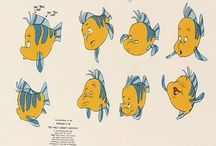 Art & Doodles - Disney - Alphabet Inspiration