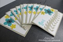 Stampin' Delight Community Board / Community Board! Projects made using Stampin Up products. Anyone can join and pin - share and inspire!