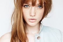 Perfect Bangs / Hair with bangs