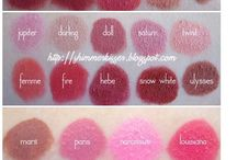 Lippies! / by Melissa Hale