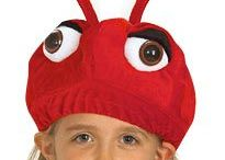 Red ant costume