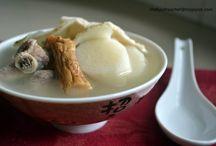 Asian Soup Dish / by YeenTheng