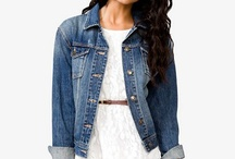 Amazing denim jacket