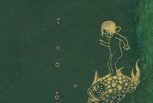 """""""The water babies"""" de Charles Kingsley"""