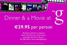 Promotions & Offers / A selection of promotions on offer at the g Hotel & Spa in Galway City www.theghotel.ie