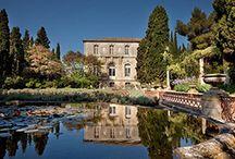 """Les """"Jardins Remarquables"""" / l'Abbaye Saint André"""