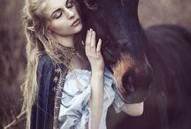 Frienship with animals ♡