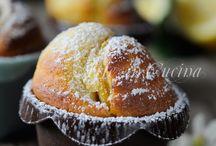 Muffin veloci ricotta e limone