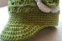 Crochet or knit? / by Kara Parkman