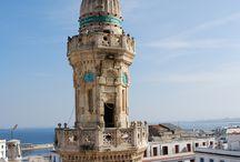 Algeria / Top sights in Algeria.