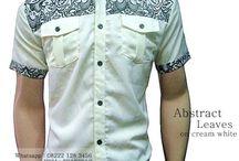 Batik Kombinasi Exclusive   Seragam Batik Pria Modern