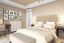 Inspirace ložnice