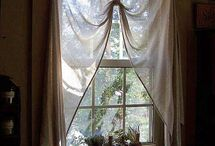 Curtains / Cute curtains ideas to make.