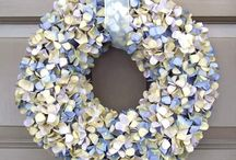 wreath fantasy / by Cheri Collins