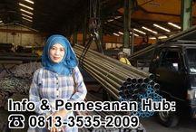Jual Pipa Hitam Harga Pabrik - Distributor & Supplier Pipa Hitam / Pramanabaja (dot) com adalah salah satu distributor & supplier di surabaya dengan jenis dan merk terlengkap dengan harga yang murah, karena kami ambil langsung dari pabrik. Untuk informasi jangan sungkan hubungi kami di : 0813 3535 2009